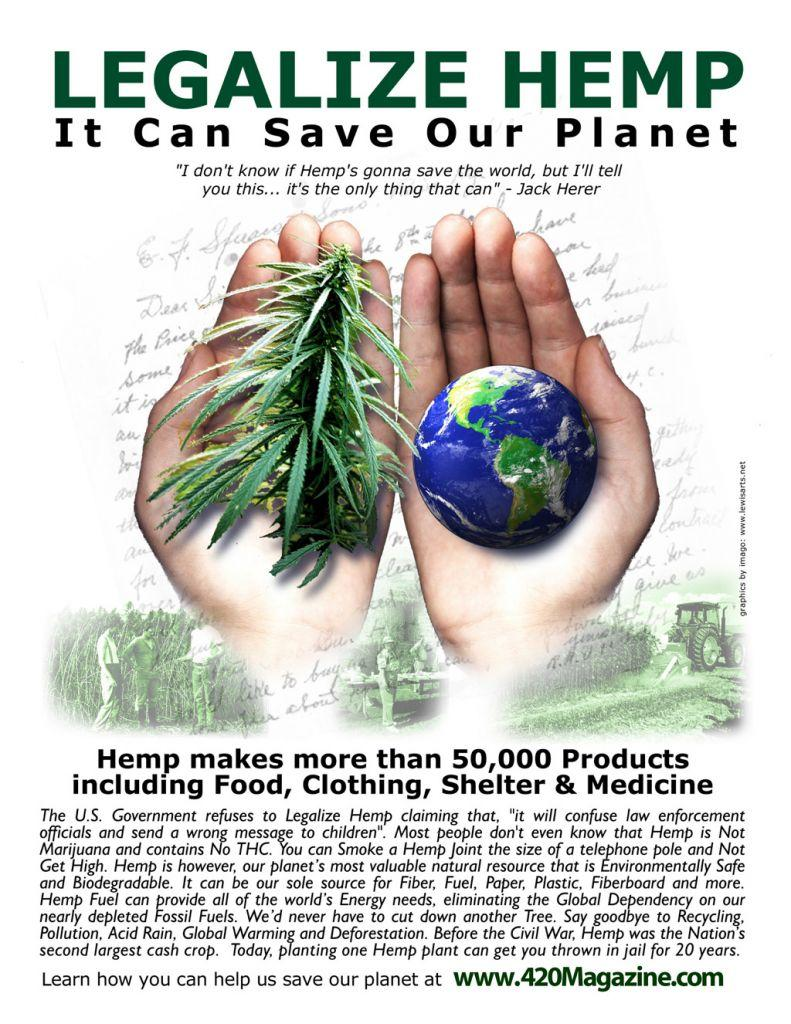 Ridiculous Soaring Gas Prices… Hemp Can Save Our Planet!!