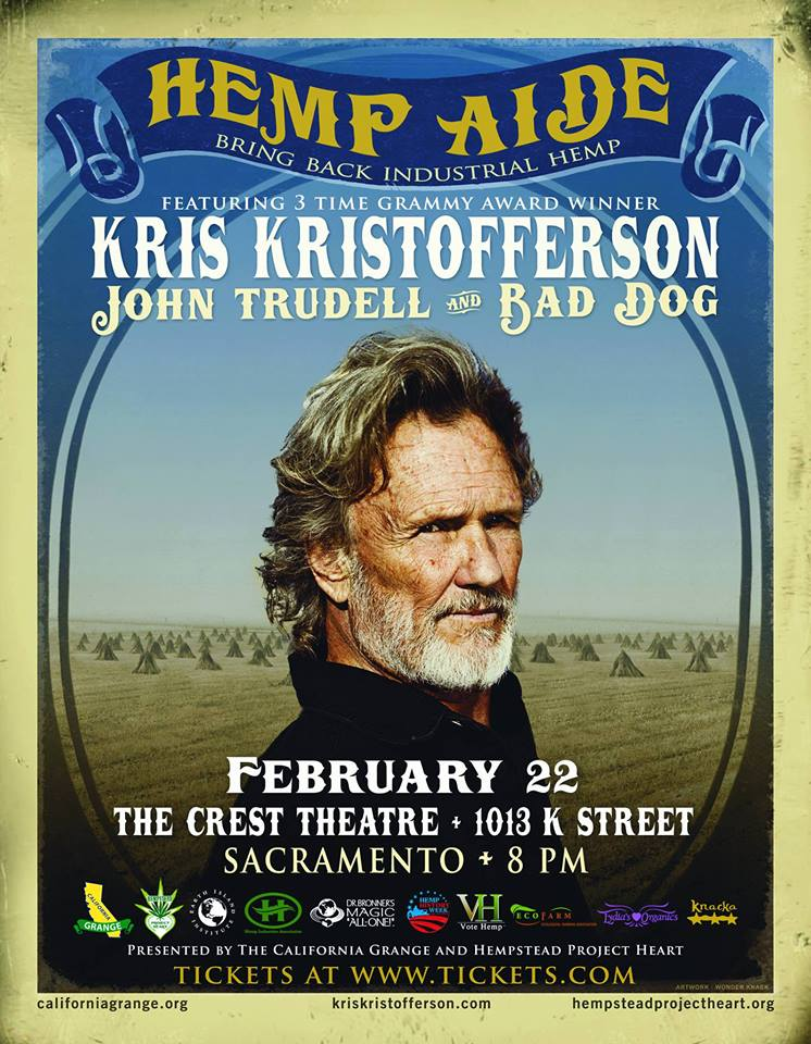 Hempsters An American Revolution On Hand With HEMP AIDE Concert 2014